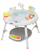 Skip Hop Explore & More Activity Center- Silver Lining