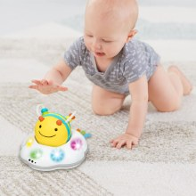 Skip Hop Follow Bee Crawl Toy