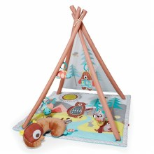 Skip Hop Activity Gym Camping Cubs