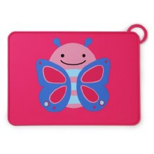 Skip Hop Fold & Go Placemat Butterfly