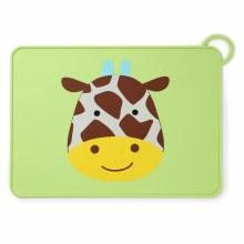 Skip Hop Fold & Go Placemat Giraffe