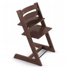 Stokke Tripp Trapp Chair Walnut Brown