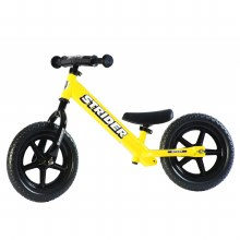 Strider ST-4 Balance Bike Yellow
