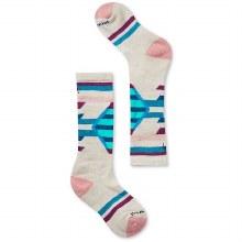Smartwool Kids Ski Racer Socks Moonbeam