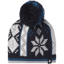 Smartwool Snowflake Hat Cobalt L/Xl
