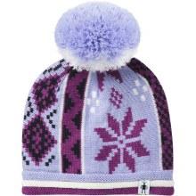 Smartwool Snowflake Hat Purple L/Xl