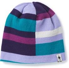 Smartwool Wintersport Stripe Hat PurpleMist S/M