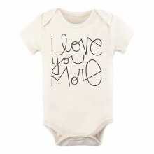 Tenth & Pine Onesie I Love You More 6-12m