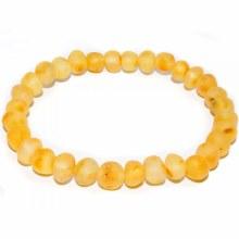 The Amber Monkey Adult Stretch Bracelet