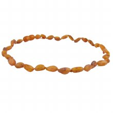 "The Amber Monkey 22"" Adult Necklace"