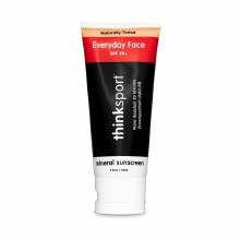 Thinksport Everyday Face Sunscreen- Naturally Tinted