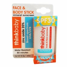TB TS Sunscreen Stick Zinc