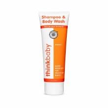 Thinkbaby Shampoo and Body Wash 8oz- Papaya