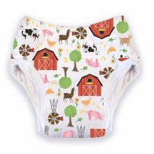 Thirsties Training Underwear - Farm Life