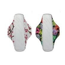 Menstrual Pad Liner Floral