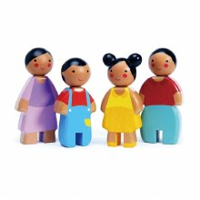 Tleaf Doll Family