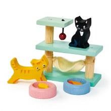 Tender Leaf Toys Pet Cat Set