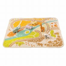 Tender Leaf Safari Playmat