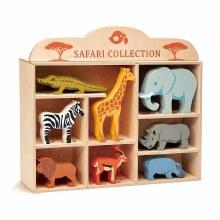 Tender Leaf Toys Wooden Hippopotamus