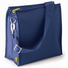 Insulated Lunch Tote Navy