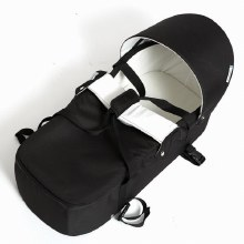 Vidiamo Limo Carry Cot Black