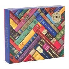 Vintage Library 1000 Piece Foil Puzzle