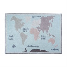 Lorena Canals Rug- Vintage Map