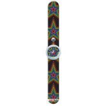 Watchitude Slap Watch Rainbow Stars