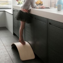 Wobbel Waldorf Balance Board without Felt (Curbside Only)