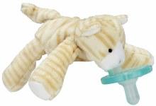 WubbaNub Infant Pacifier Tabby Kitten