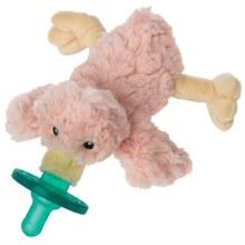 WubbaNub Pacifier Blush Putty Duck