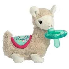 WubbaNub Pacifier Lily Llama