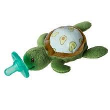WubbaNub Pacifier Avocado Turtle