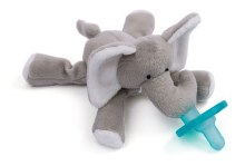 WubbaNub Infant Pacifier Elephant