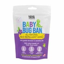 Yaya Baby Bug Ban Wipes
