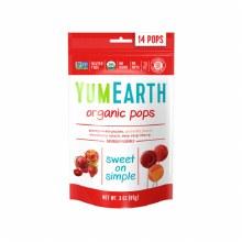 Organic Assorted Favorite Lollipops