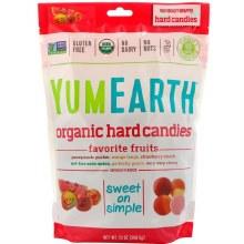 Organic Favorites Hard Candy