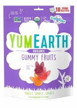 Spring Organic Gummy Fruit