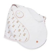 Nested Bean Premier Zen Swaddle Starry Safari