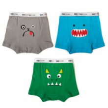 Zoochini Boxers Monster Mash 2T3T