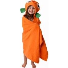 Zoochini Kid's Hooded Towel Sushi the Tropical