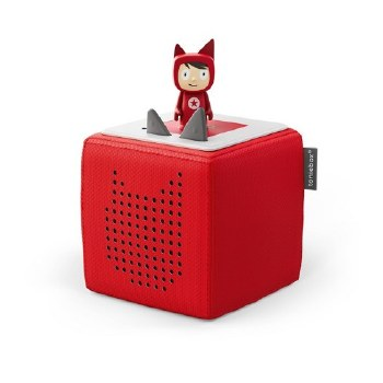 TonieBox Starter Set Red