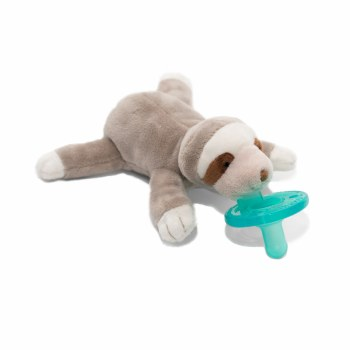 WubbaNub Infant Pacifier Sloth