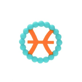 Chewbeads Zodies Teether Turquoise