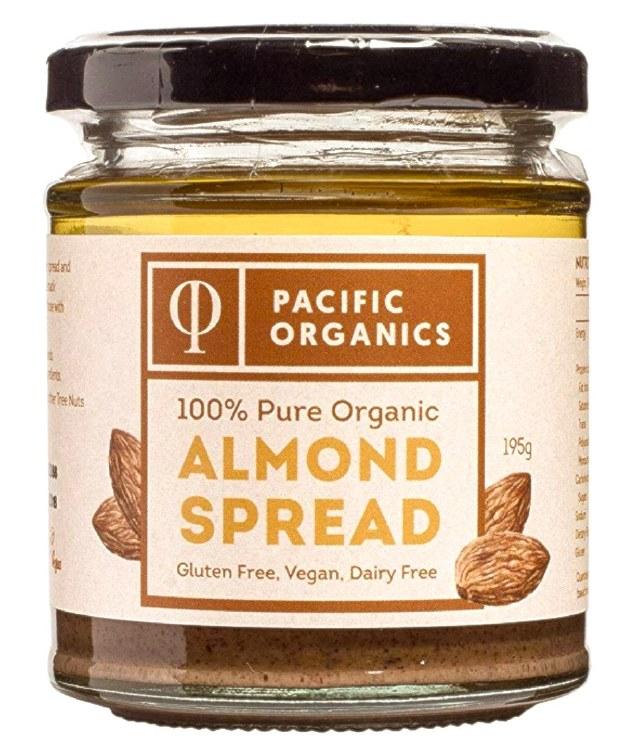 Nut Butter Almond 195gm