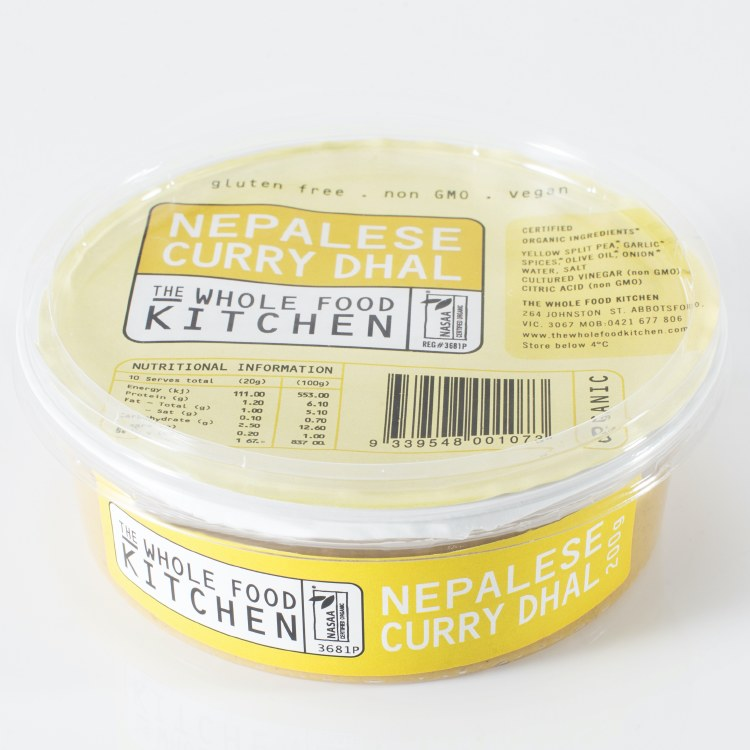 Nepalese Curry Dhal Dip 200gm