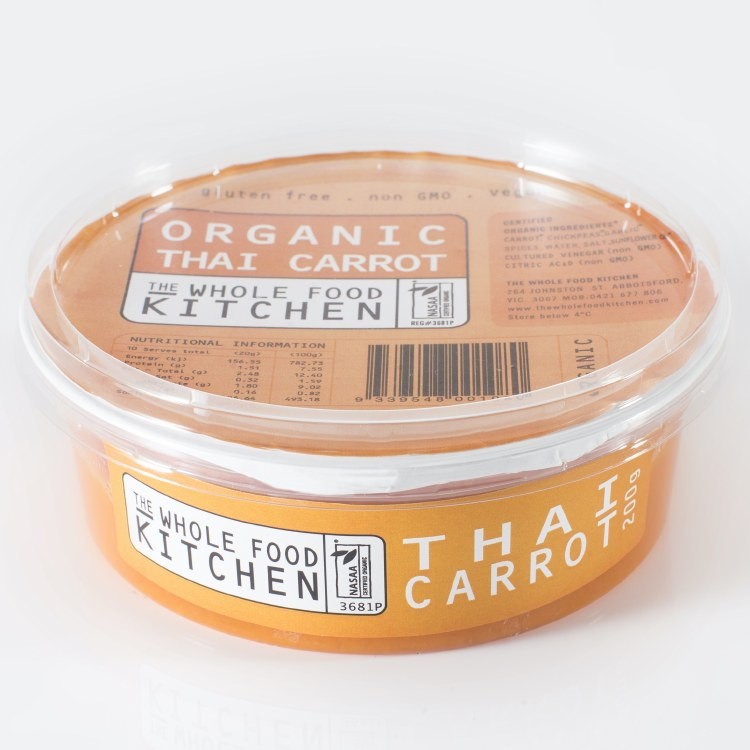 Thai Carrot Dip 200gm