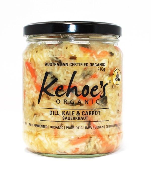 Sauerkraut Kale & Carrot 410gm