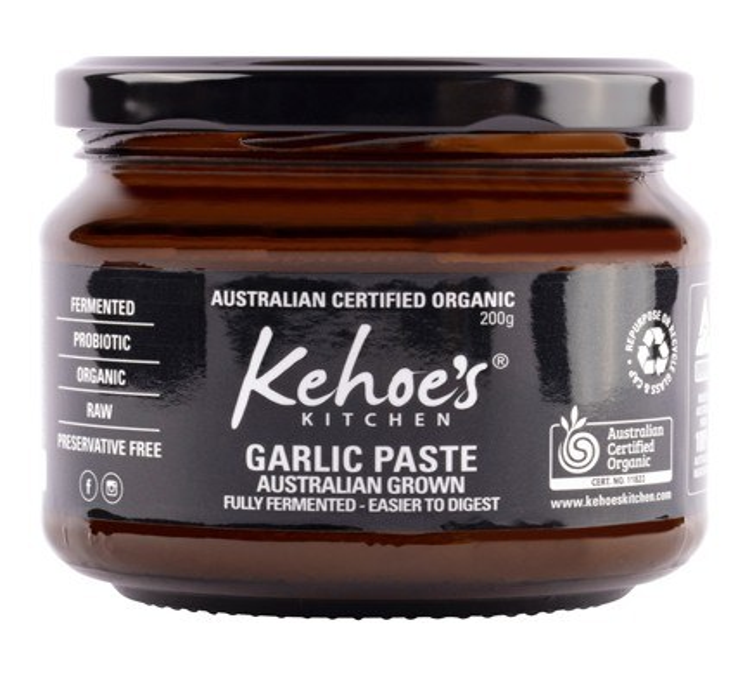 Fermented Garlic Paste 200gm