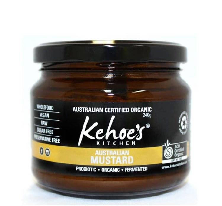 Mustard Australian 240gm